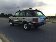 Range Rover Pinjarra Murray Area Preview