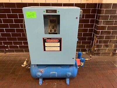 Thermco Gas Mixer 0-20 Nitrogen In Argon 8105na20a1100f500 0-500 Scfh