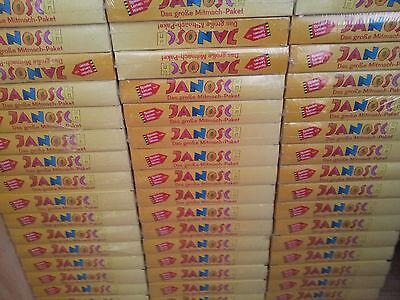 72 Stück Boxen!!! JANOSCH - Das große Mitmach-Paket - 4 Lernspiele- 3 Hörbücher