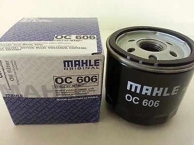 Ford Fiesta MK 5 1.25 1242cc Genuine Mahle Oil filter OC606 2002-09