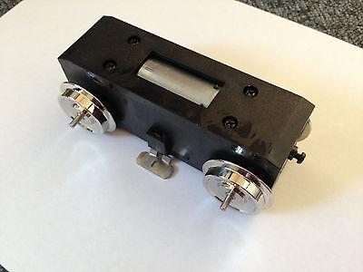 neu Spur G USA TRAINS kompl. Antrieb mit Motor/Getriebe/Stromaufnahme