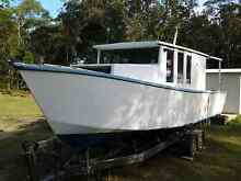 Alfred Davis design USA cruising boat, 3.0 l Diesal Nissen motor Belmont South Lake Macquarie Area Preview
