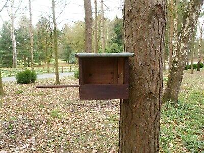 Kestrel nest box by Homes for woodland folk