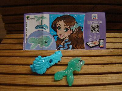 gfrau aus Russland FS122  mit  BPZ (Kleine Meerjungfrau Figuren)