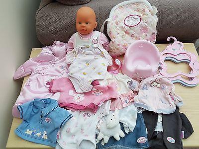 bundle of baby born doll zapf creation/Baby Born/Dolls/Accessories/Zapf figures