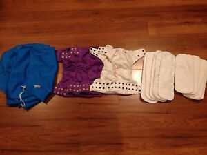 Funky Fluff Stay Dry 2.0 Cloth Diapers