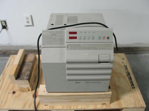 Midmark Ritter M9D AutoClave Steam Automatic Sterilizer