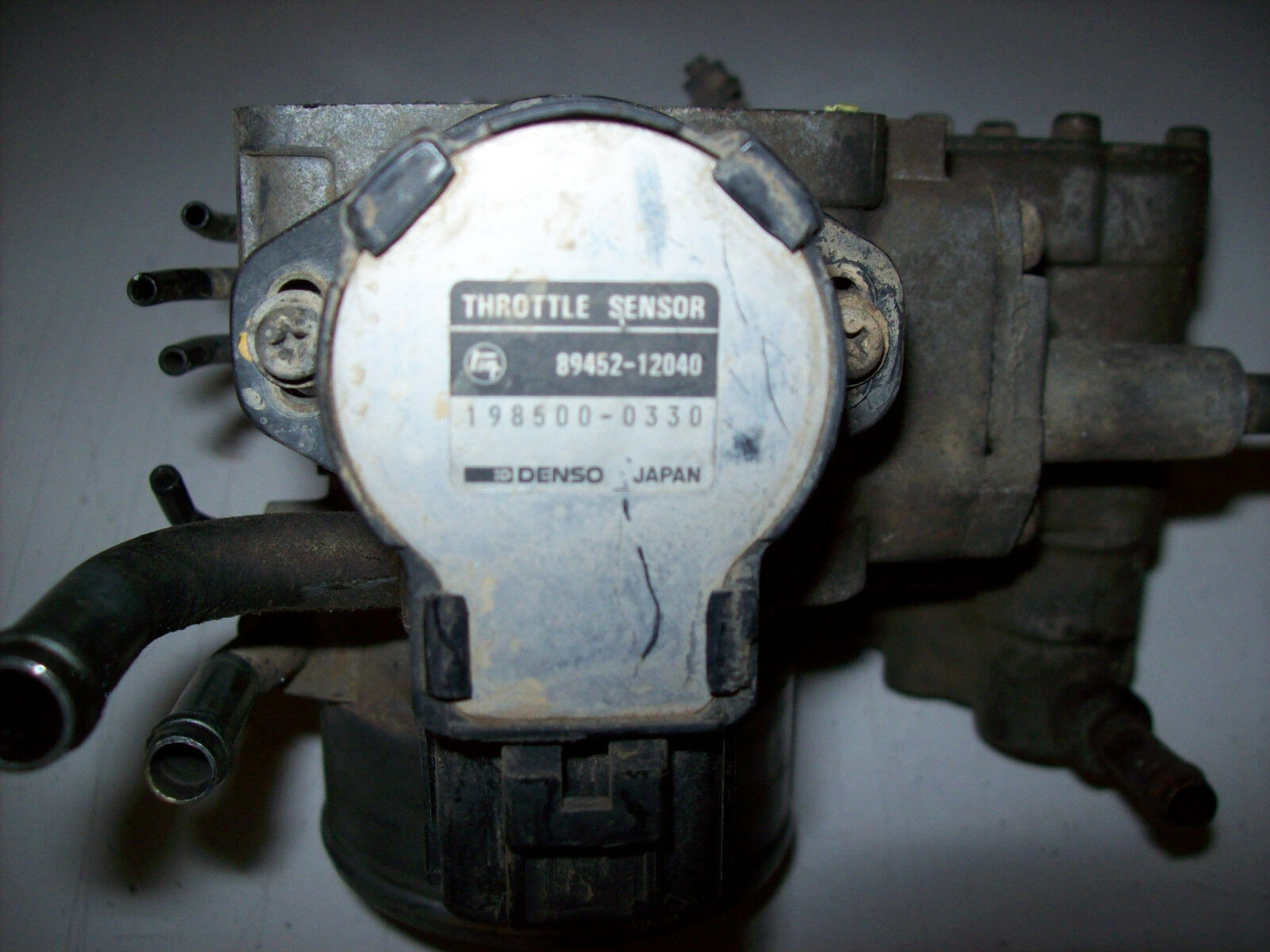 Used Toyota Throttle Bodies for Sale - Page 11