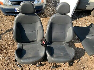 MINI COOPER S HALF LEATHER SEATS - REMOVED FROM A 2006 CAR