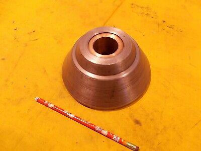 Bull Nose Lathe Center Engine Metal Work Pipe Holder Tool 6 34 Od X 1 58 Id