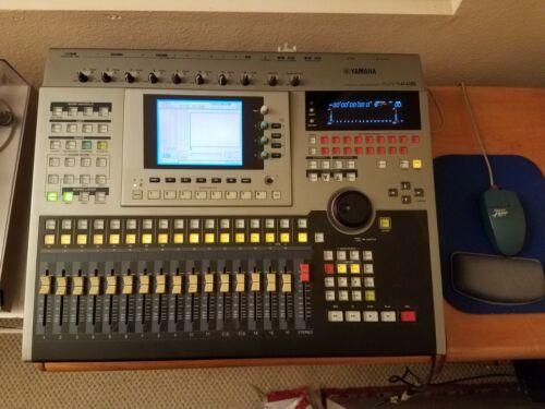 Yamaha AW4416 Professional Audio Workstation 16-Track Digital Recorder + Extras