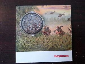 Raytheon-Vietnam-Jungle-Warriors-Challenge-Coin-New