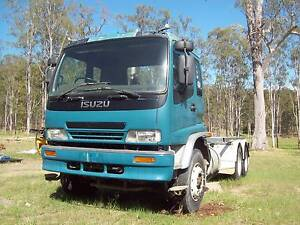 ISUZU 6x4 IDEAL FOR WATER TRUCK OR STOCK CRATE ETC . Grafton Clarence Valley Preview