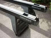 Pair RHINO HD Gutter Mount Roof Racks 150cm Roof Bars, 150mm Legs Prospect Launceston Area Preview