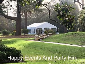 Clear span structure marquee hire Melbourne Victoria Berwick Casey Area Preview