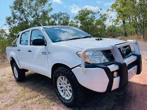 2006 Toyota Hilux SR (4x4)