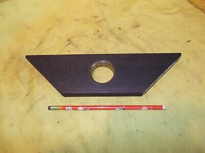 A-36 Steel Flat Bar Stock Welding Shop Plate Stock 34 X 3 X 11 Angle Cut