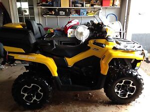 2015 Can-Am Outlander Max XT