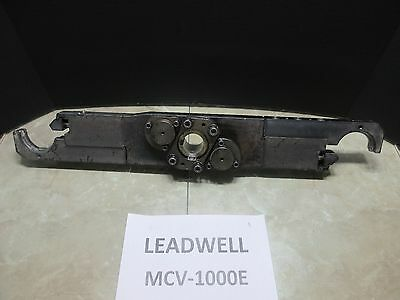 Leadwell Mcv-1000e Atc Carousel Tool Changer Changing Arm Holding Ct40 Bt40