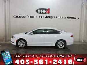 2016 Chrysler 200 LX Power | No Accidents | Low KMS