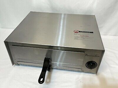 Professional Series Stainless Steel Pizza Oven Model Ps75891 For Man Cave Bar