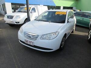 2010 Hyundai Elantra SX AUTO PENSIONER FINANCE Westcourt Cairns City Preview