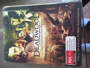 DEADWOOD DVD Robina Gold Coast South Preview
