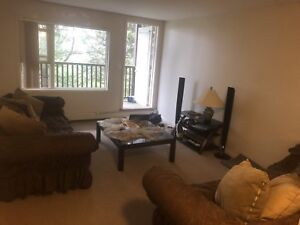 Semi  2 bedroom sublet ( all utilities included)