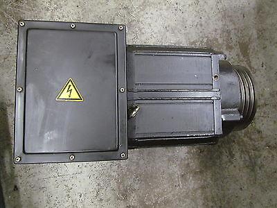 Yaskawa Ac Spindle Motor Uaaskb-08chsb1 Uaaskb08chsb1 Hitachi Seiki Cnc Ht20sii