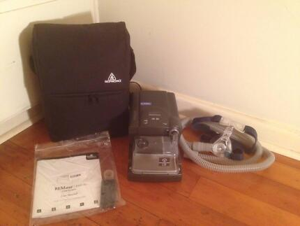 Respironics REMstar Plus CPAP Machine with C-Flex and humidifier Hawthorn Boroondara Area Preview