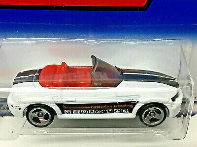 Hot Wheels 1998 BMW M ROADSTER (White) #890