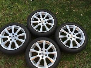 Accord euro genuine alloys Roselands Canterbury Area Preview