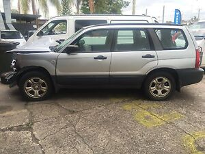 Subaru Forester wrecking for parts 2004 Yeerongpilly Brisbane South West Preview