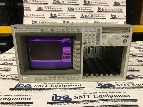 HP Agilent 83480A Digital Communications Analyzer with Warranty!!!!