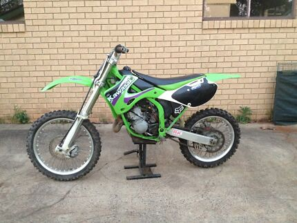 Price drop 2000 KX 125 fully re built engine Alstonville Ballina Area Preview