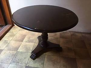 LOVELY VINTAGE TIMBER COFFEE TABLE / SIDE / OCCASIONAL TABLE Pymble Ku-ring-gai Area Preview