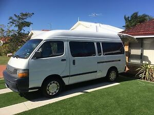 95 hiace commuter camper bus low 154000kms Perth Perth City Area Preview