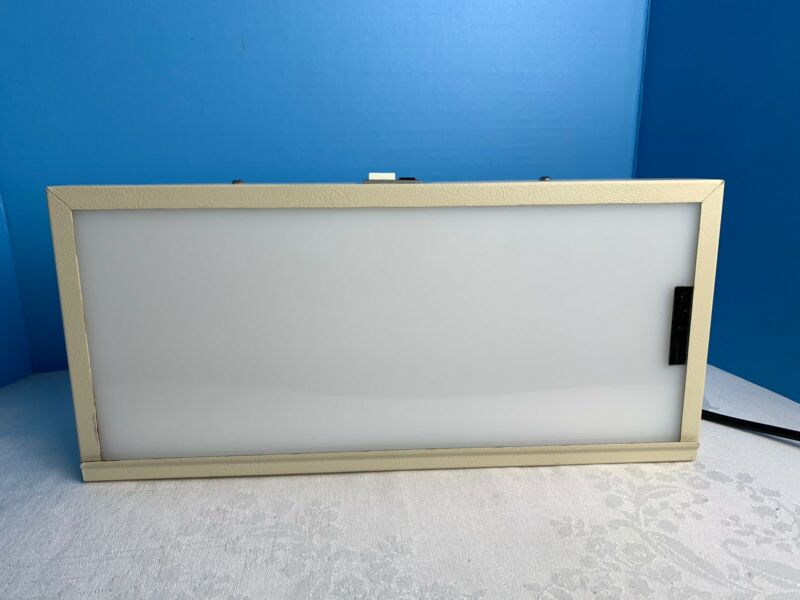 STAR X-Ray Illuminator Light Box DE100