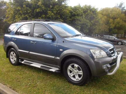 2006 Kia Sorento Wagon Automatic 4X4 Homebush Strathfield Area Preview