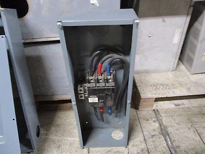 Square D Enclosed Circuit Breaker Q2l3125 125a 240v 3p Used