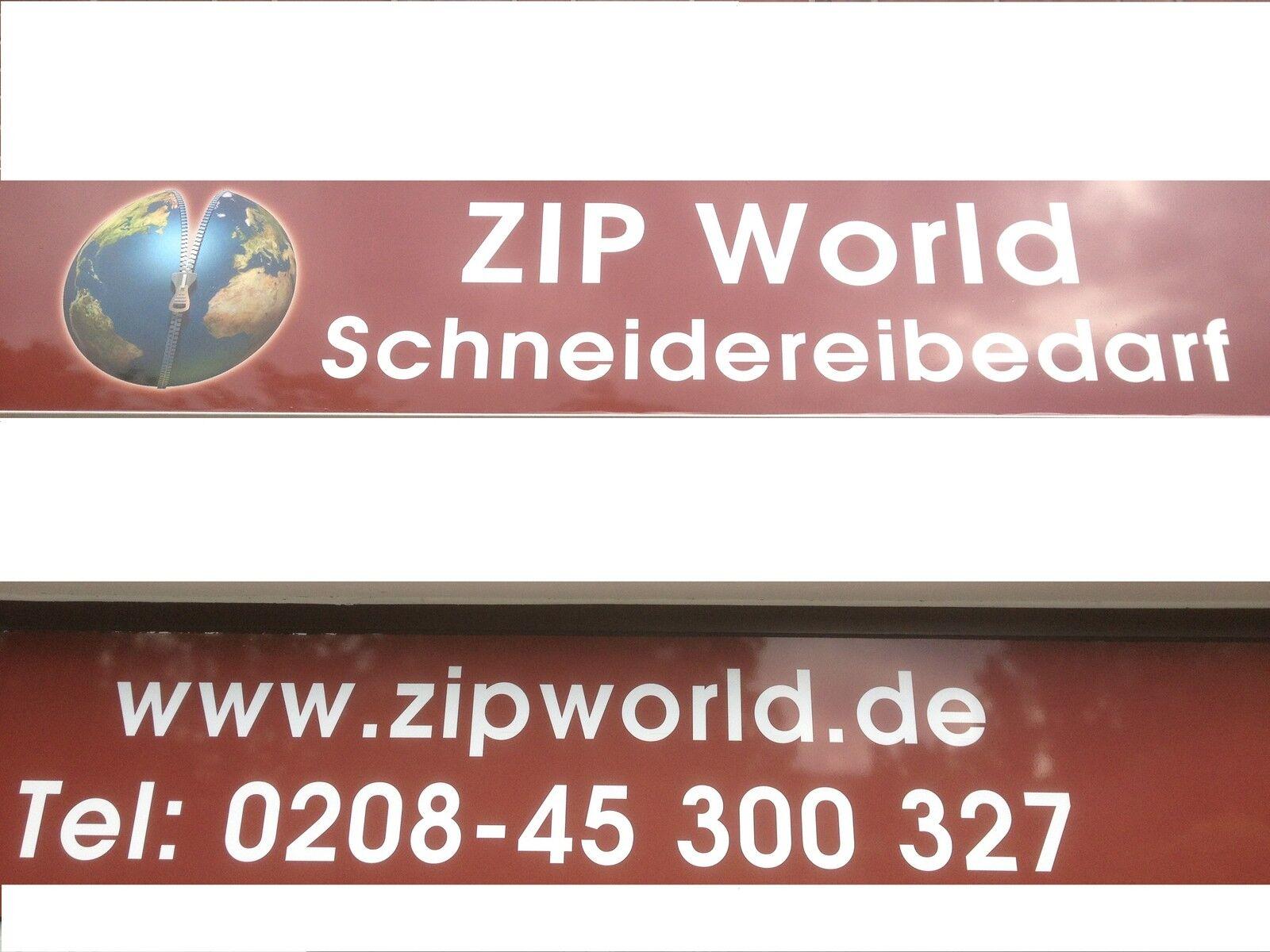 ZIP WORLD Schneidereibedarf