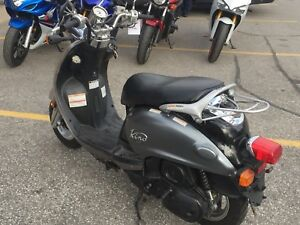2007 Yamaha Vino Scooter