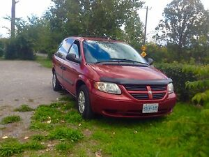 2005 Grand Caravan CERTIFIED & E-TESTED Peterborough Peterborough Area image 1