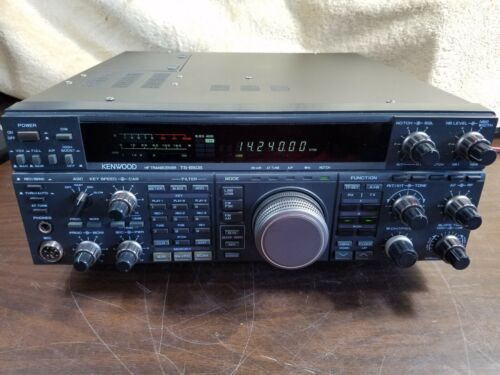 Kenwood TS-850S w/Auto Tuner & CW filter
