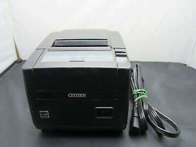 Citizen Ct-s601 Point Of Sale Thermal Printer - Ethernet Wired