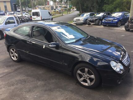Mercedes Benz C Class Coupe 2004 automatic now wrecking Northmead Parramatta Area Preview