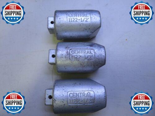 "CENTRAL 1122-1/2"" Sprinkler Head 1/2"" Drive Socket Tool NEW OPEN BOX FREE SHIP"