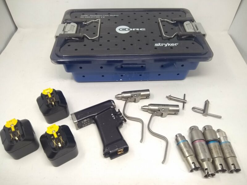 Stryker Medical 4300 CD3 Drill Set