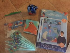 Finding Dory Nemo Birthday Party Decorations