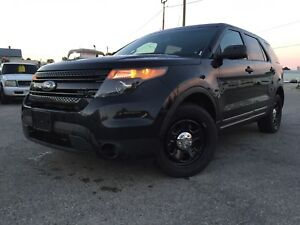 2014 FORD EXPLORER ***CERTIFIED***